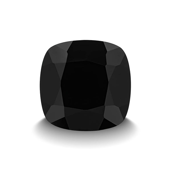 BLACK SPINEL 5CT CUSHION CUT