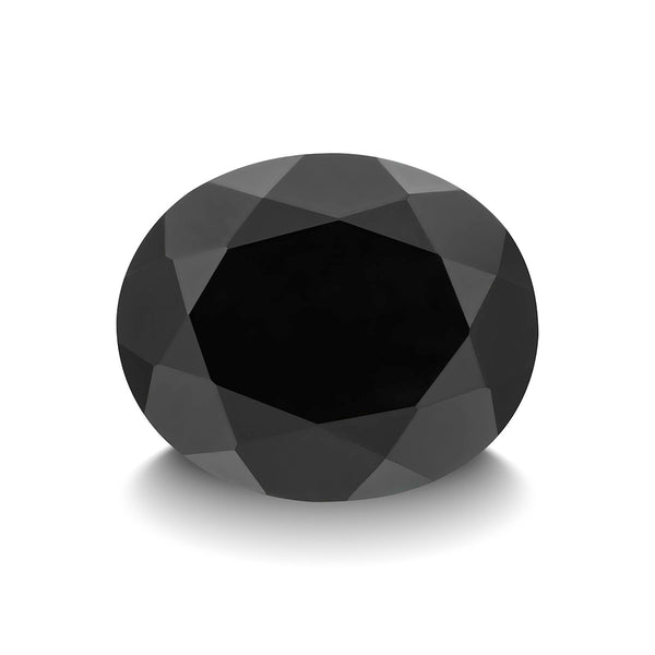 BLACK SPINEL 5CT OVAL CUT