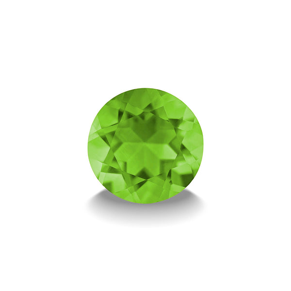 PERIDOT 1CT DIAMOND CUT