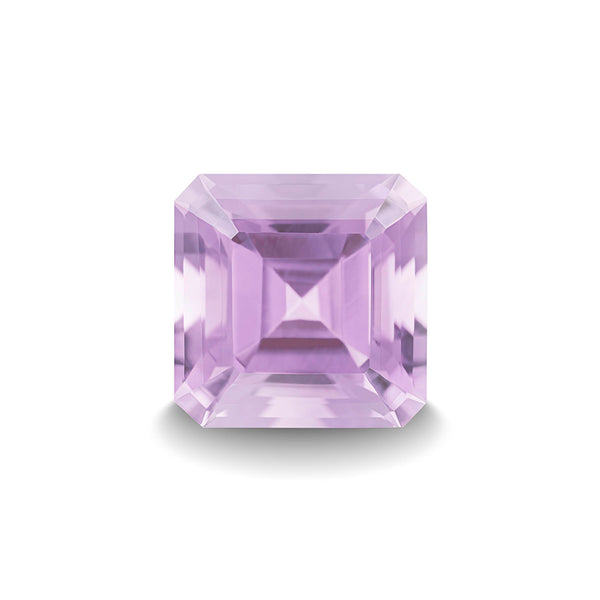 ROSE DE FRANCE 3CT ASSCHER CUT