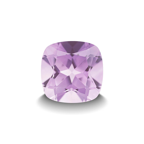 ROSE DE FRANCE 3CT CUSHION CUT