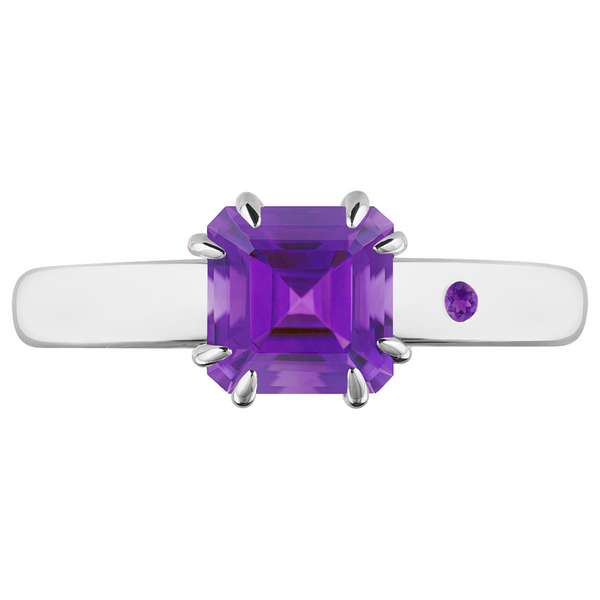 AMETHYST 1CT ASSCHER CUT - Customer's Product with price 115.00 ID V6ntmDfA5Z3-fhC0gQGKhofY