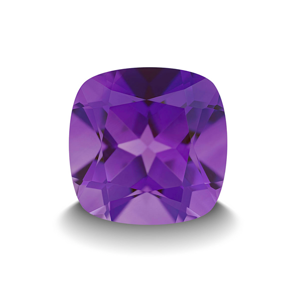 AMETHYST 5CT CUSHION CUT - Customer's Product with price 200.00 ID 4YqA4MmKJ9pDIHSLwa-NmFny
