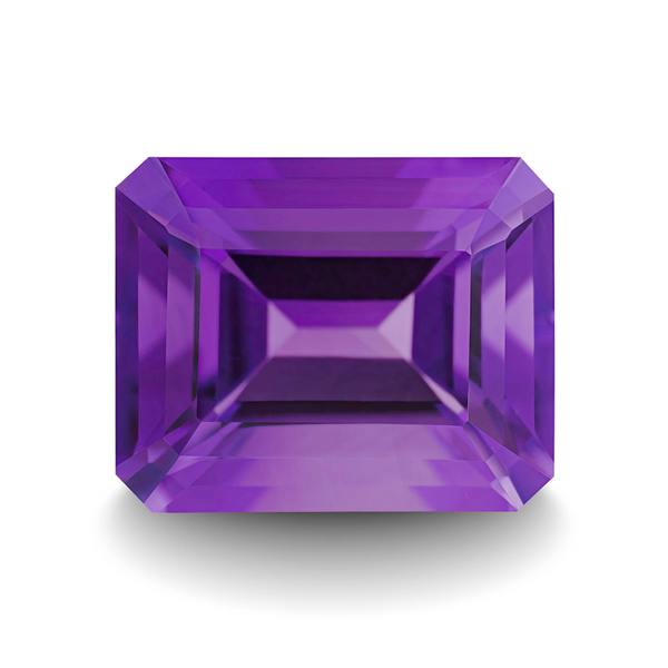 AMETHYST 5CT EMERALD CUT - Customer's Product with price 200.00 ID ZDu1EYhh9vJHJ1UejILlAl0x