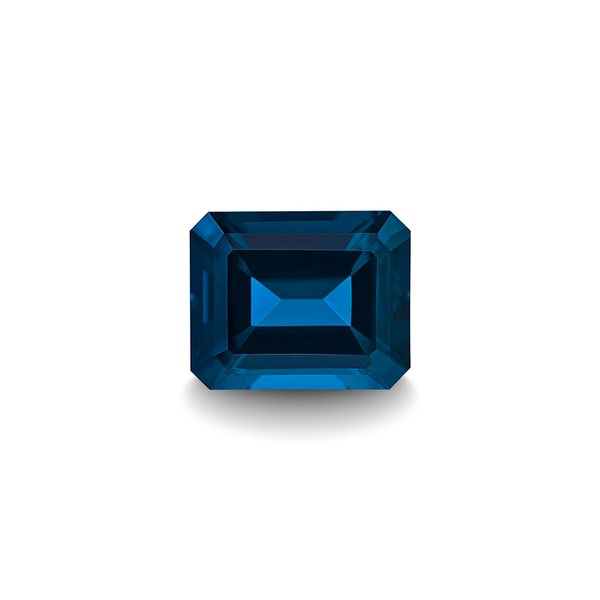 BLUE LONDON TOPAZ 1CT EMERALD CUT - Customer's Product with price 50.00 ID EZQfoRC9AuGa8FHbk-OgBbLP
