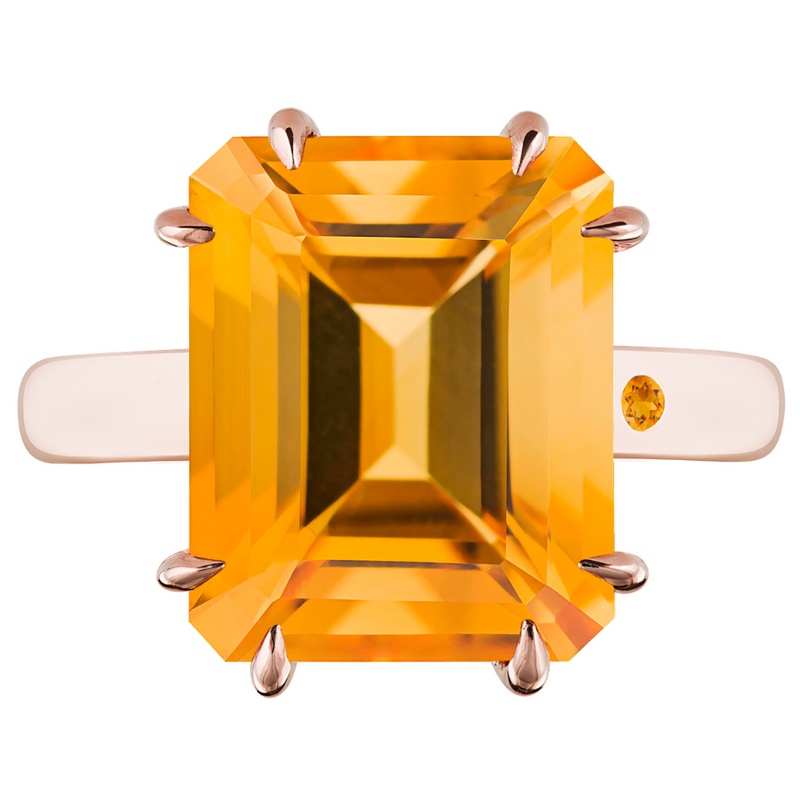 MADERA QUARTZ 5CT EMERALD CUT - Customer's Product with price 265.00 ID -MxEZr6odTJIxilZ1dcYfkQp