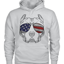 Rocky the American Spirit Pitbull
