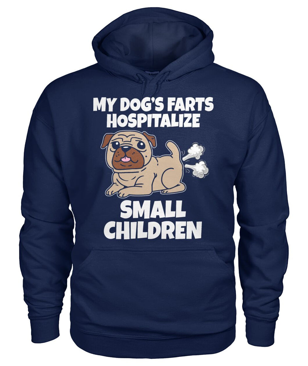 My Dog's Farts Hospitalize Small Children