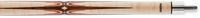 Cocobolo Maple SWC Series2 3-Cushion Cue by Molinari/Predator