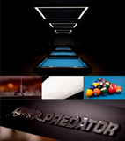 Predator Arena Light for Billiard Tables