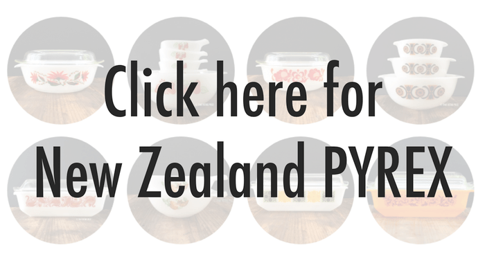 New Zealand PYREX
