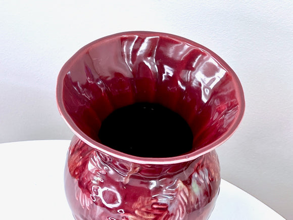 Crown Crystal / Kaaru Glass (New Zealand) 'Regis' goblets (x6)