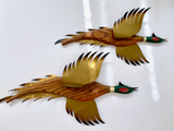 MASKETEERS INC (USA) flying pheasants (x2)