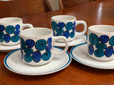 Retro-fabulous complete tea set - made in Japan