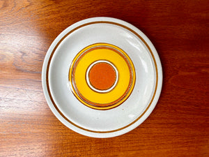 Color Stone by Nikko (Japan), sunburst plate / platter