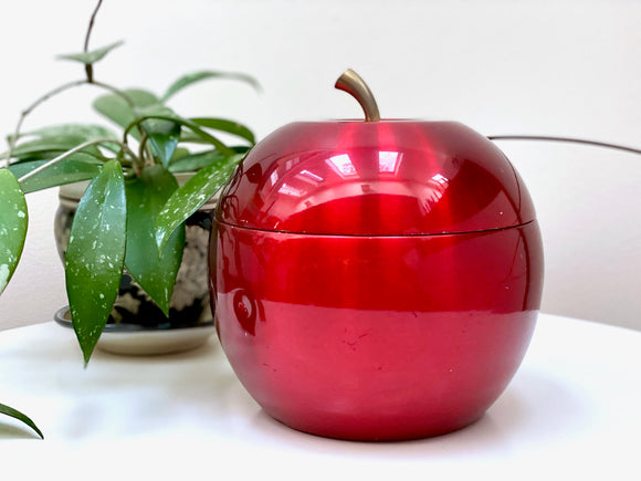 Daydream (Australia) vintage anodised apple ice bucket