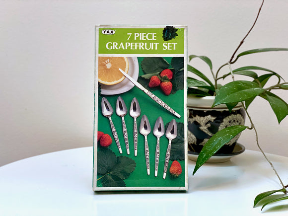 7-piece Grapefruit Set