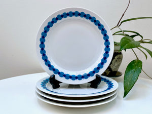 Thomas Porcelain / Rosenthal (Germany), small/side plates (x4)