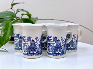 Churchill (England) 'Willow' mugs [sold separately]