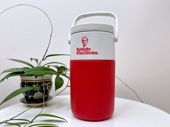 Coleman 'Kentucky Fried Chicken' thermos