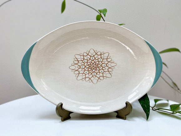 Royal Doulton (England) 'Desert Star' medium serving platter
