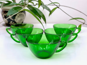 Vereco (France) cups (x5)