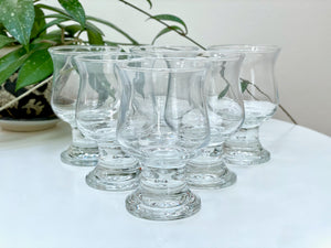 Crown Corning (Australia) 'Hunter' wine glasses (x6)