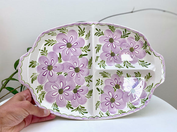 Midwinter (England) serving platter from the Stylecraft range