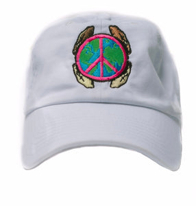 RTP - White Dad Hat