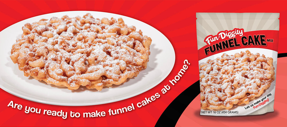 best funnel cake mix