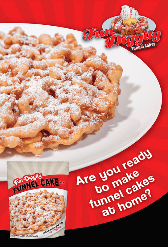 best carnival funnel cake mix