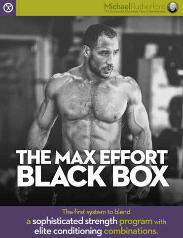 The Max Effort Black Box