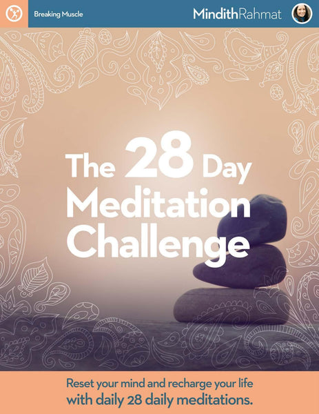 The 28 Day Meditation Challenge