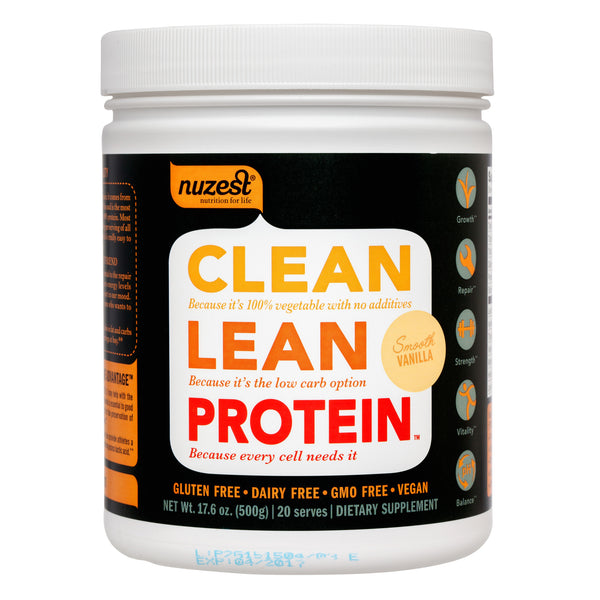 Smooth Vanilla Clean Lean Protein