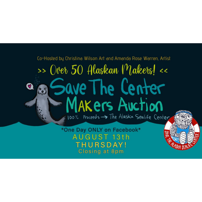 Makers Auction - Save the Center