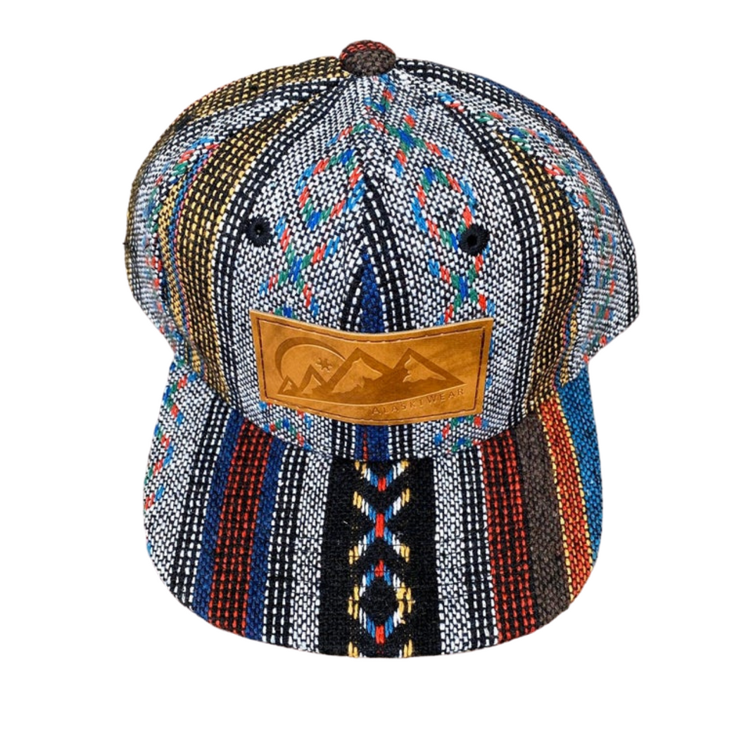 Infant/Tot Trucker Hat - Grey Aztec