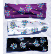Load image into Gallery viewer, AK Wildflower Headband