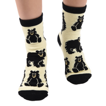 Load image into Gallery viewer, Bear Cub Kid Sock