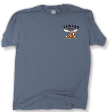 Load image into Gallery viewer, Moose Droppings Short Sleeve Tee
