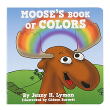 Load image into Gallery viewer, Moose's Book of Colors