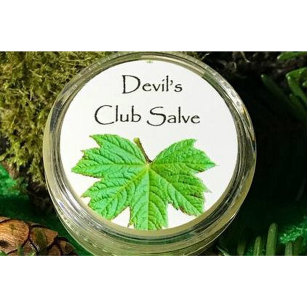 Devil's Club Salve