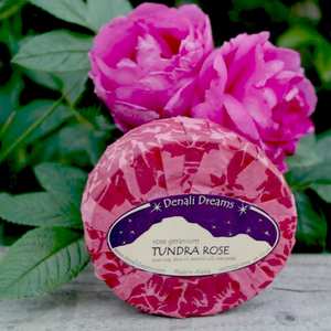 Tundra Rose Soap