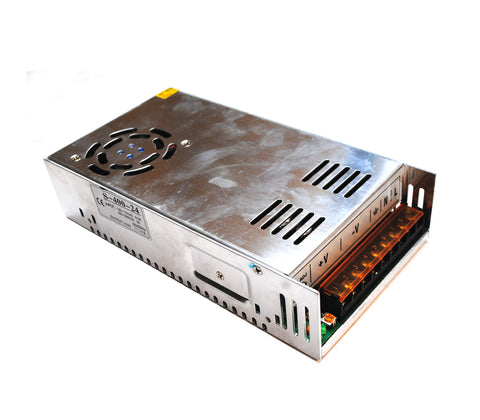 24V 16.6A 400W DC Regulated Switching LED Power Supply CNC WITH CE