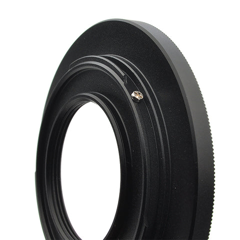 Pixco 16mm C Mount Film Lens to Micro Four Thirds M4/3 Adapter