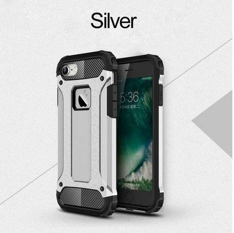 360 掳Full Body Shockproof Hard Phone Case For iPhone  6 6S Dual Layer Carbon Fiber Soft TPU iPhone Case