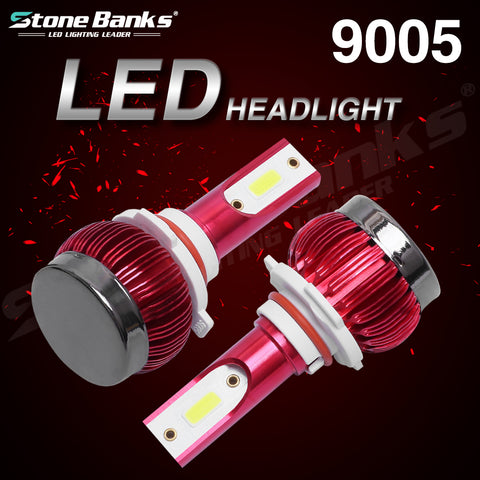 9005/HB3 LED Headlight Bulb Low Beam Front Light 6000K  Forward Lamp