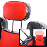 Deluxe Reclining Barber Chair with Heavy-Duty Pump for Beauty Salon Tatoo Spa Equipment