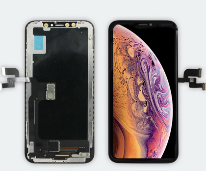 iPhone XS Max  Screen Replacement(Aftermarket) (Black)