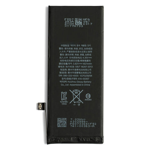 Battery replacement for iPhone 8