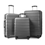 Luggage sets Suitcase Lightweight Expandable TSA Lock Spinner 20in24in28in